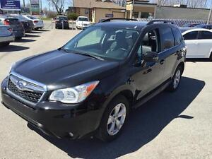2014 Subaru Forester 2.5i AWD Limited