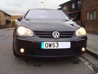 VW GOLF 2004 5 DOOR DIESEL MANUEL 84,000 MLS