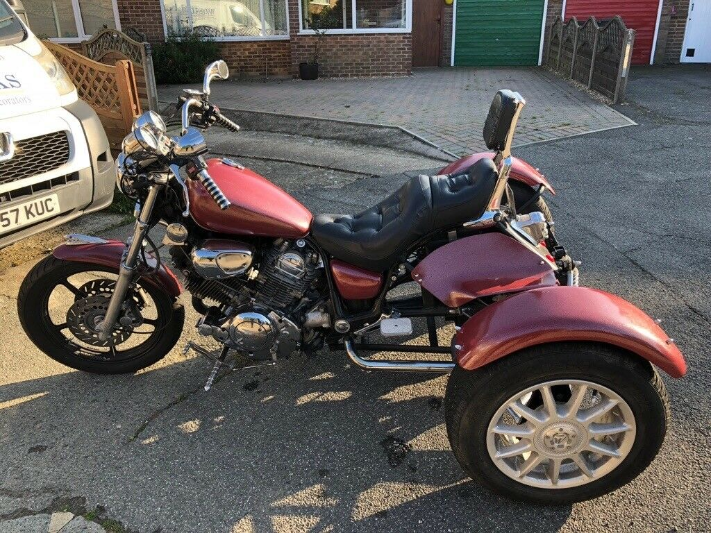 Yamaha virago 1100 trike | in Bexhill-on-Sea, East Sussex | Gumtree