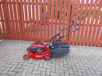 ROVER PETROL LAWNMOWER
