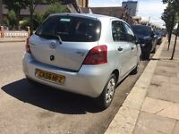 Cheap Toyota Yaris 1 ltr 1 yr mt £1900 . 07469231817 ono. Own for 3 yrs. v reliable car. No problem