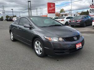 2010 Honda Civic Coupe LX SR 5sp