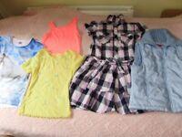 Clothes; girls clothes 7-9 yers, big bundle no. 2, over 30 items, VGC