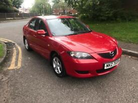 2004 MAZDA 3 1.6L PETROL FULL SERVICE HISTORY FOR SALE