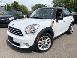 2014 MINI Cooper Countryman Cooper LEATHER MOONROOF