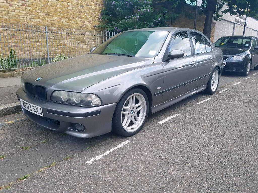 bmw 530d e39 m sport for sale in aldgate london gumtree. Black Bedroom Furniture Sets. Home Design Ideas
