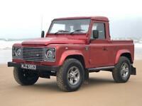 2007 Land Rover Defender 90 Puma Heritage Pick Up