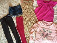 Girls mixed bundle age 5-6 years