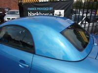 AUDI TT 1.8 T Roadster Quattro 2dr (blue) 2003