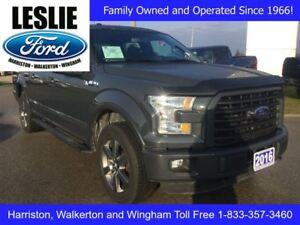 2016 Ford F-150 XLT | One Owner | Remote Start