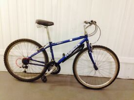 Small Mountain Bike 18 speed excellent used condition