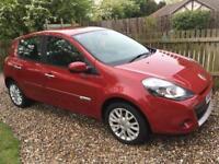 2010 Clio Dci £30 tax 60mpg