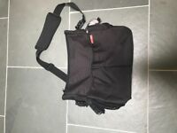 Skip Hop Duo Deluxe Changing Bag - Black - Excellent Condition