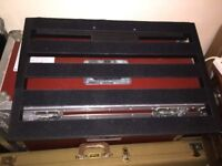 PEDALTRAIN 3 GUITAR PEDAL BOARD AND GIG BAG IN GOOD CONDITION
