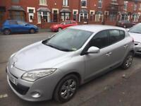 RENAULT MEGAN 1.5DCI £20 ROAD TAX PER YEAR