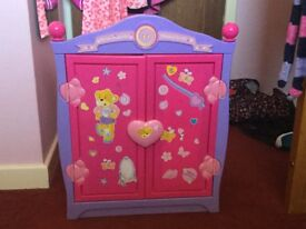 Build a bear wardrobe and various outfits all in excellent condition