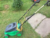 Power base lawnmower
