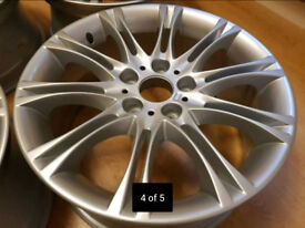 "BMW 18"" STYLE 135 ALLOY WHEEL SET For E36 E46 E39 E87 E88 E60 E62 E90 E91 E92"