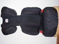 britax baby car seat black good condition suitable for 1 to 5
