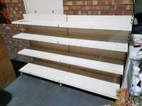 3 bays - Shelving: Shop/Office/Warehouse/Retail/Store