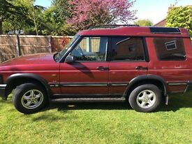 Land Rover Discovery 2 2.5 TD5 GS Station Wagon - needs to be seen to be appreciated