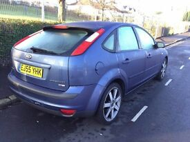 Ford Focus 2.0 TDCi Sport 5dr 6 speed start and drive