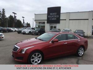 2014 Cadillac ATS SUNROOF | BOSE | TOUCHSCREEN