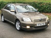 2004 TOYOTA AVENSIS T3 -X D-4D 5 DOOR HATCHBACK NO .OF FORMER KEEPRS 2 MOT 4 OCTOBER 2017