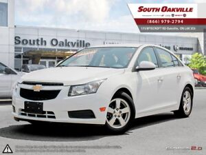 2014 Chevrolet Cruze 2LT | BACKUP CAMERA | BLUETOOTH | HEATED LE