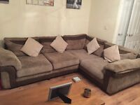 4 Seater Corner Sofa