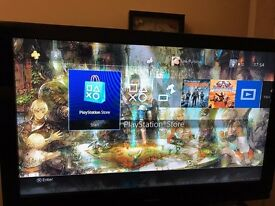 PLAYSTATION 4 CONSOLE (500GB) + 7 GAMES + TURTLE BEACH HEADSET