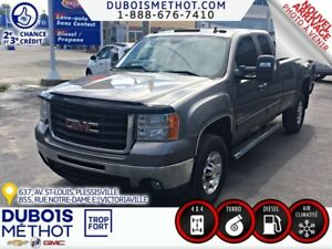 2008 GMC SIERRA 2500HD SLE+DIESEL+EXCELLENTE CONDITION