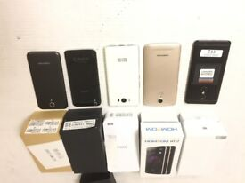JOB LOT Mixed Mobile Phones MI REDMI,DOOGEE,BLACKVIEW,ELE/ULEFONE- RRP £1800