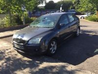 2007 Ford Focus 1.8 Style 5dr 12 months mot