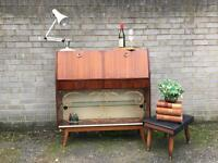 VINTAGE RETRO SIDEBOARD FREE DELIVERY EXCELLENT QUALITY