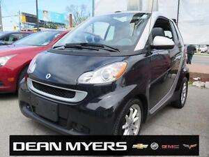 2009 Smart fortwo coupe passion cabriolet
