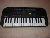 Casio SA-46 Mini Keyboard & Casio Bag