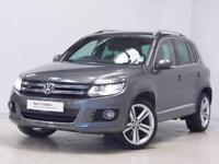 Volkswagen Tiguan R LINE TDI BLUEMOTION TECHNOLOGY 4MOTION (grey) 2015-09-01