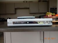 Philips DVD recorder with full kit for sale