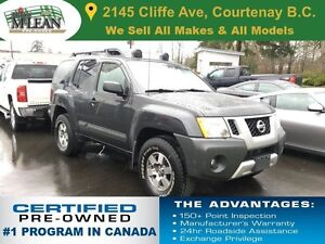 2013 Nissan Xterra Pro-4X Navigation Accident Free