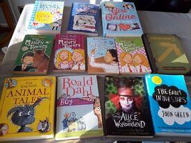 Childrens books - 70p each