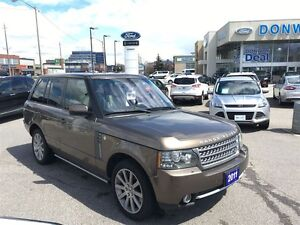 2011 Land Rover Range Rover HSE Supercharged
