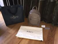 Mulberry Kenrick clay calfskin backpack brand new with tags etc
