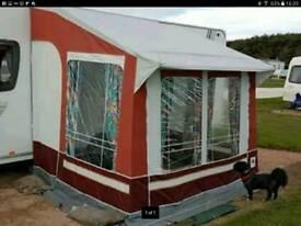Dorema porch awning