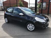 2010 RENAULT CLIO 1.2 I-MUSIC ALLOYS BLUETOOTH FRONT FOGS FINANCE AVAILABLE MOT TO JAN 2018