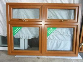 Light Brown double Glazed Window