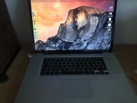 "Mid 2009 MacBook Pro 17"" Laptop"