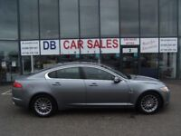 2008 58 JAGUAR XF 2.7 LUXURY V6 4D AUTO 204 BHP**** GUARANTEED FINANCE ****