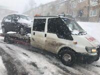£200 cash for scrap cars, vans or why also mot failures!! We also buy caravans!!