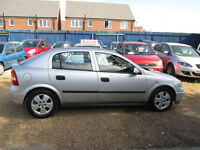 VAUXHALL ASTRA 1.6 ELEGANCE 2004-SERVICE HISTORY/ALLOYS/AIR CON/CD PLAYER-WE CAN DELIVER TO YOU